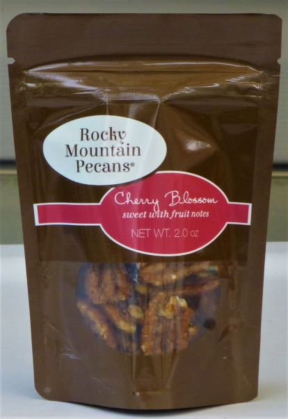 Black Forest Cherry Roasted Pecans